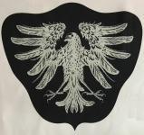 """Backpatch """"Die Krähe"""" (groß)"""
