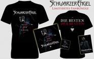 """KULT DER KRÄHE-ALBUM"" (Shirt - Limited Fanbundle) L"