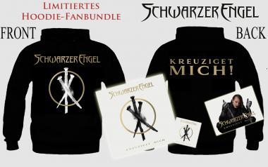 """KREUZIGET MICH-EP"" (HOODIE - Limited Fanbundle) M"