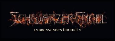 """Aufkleber """"In Brennenden Himmeln"""""""