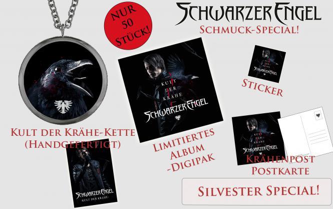 """KULT DER KRÄHE-ALBUM"" (Schmuck-Special Fanbundle)"