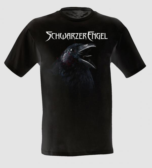 """""""Krähen an die Macht""""-T-Shirt M"""