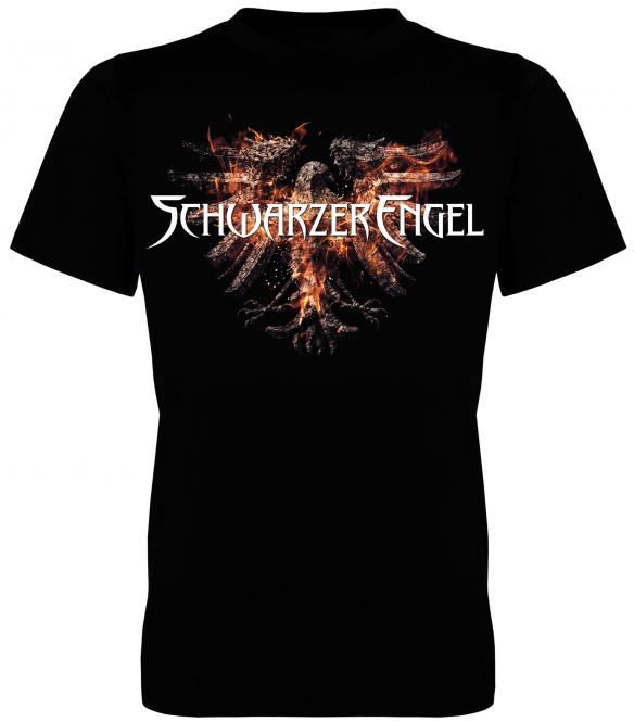 Aschekrähe-Shirt M